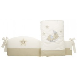 Feretti TRIO patalynė LITTLE BEAR BEIGE
